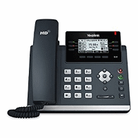 uaCSTA Handsets Yealink T4 Series | PBXs and Telephone Systems | ucplus